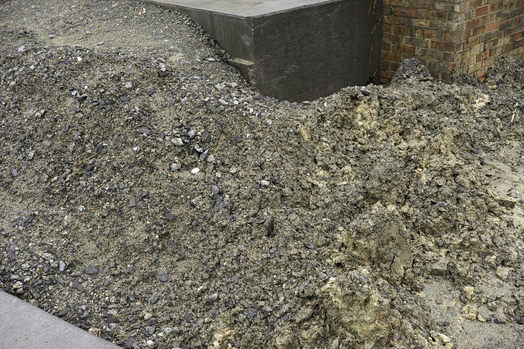 Excavated Soil