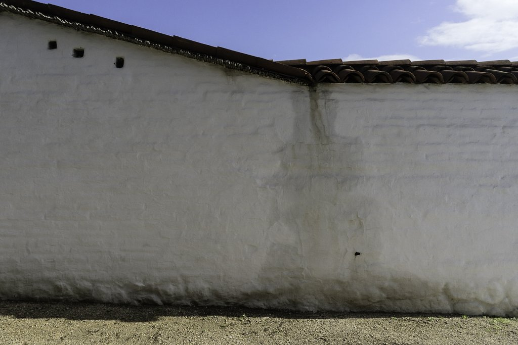 White Washed Adobe